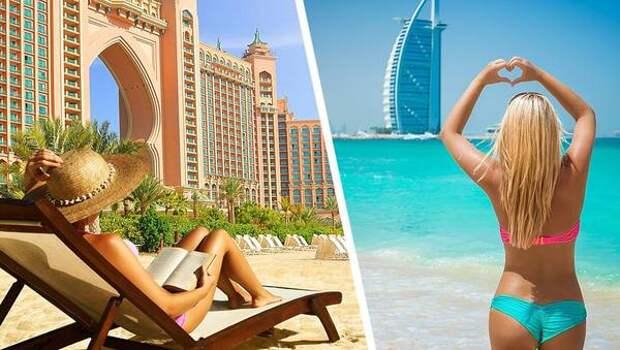 Шейх пообещал туристам безопасный отдых в Дубае