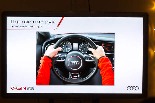 Уроки экстремального вождения на Audi Q7: спасибо, что живой