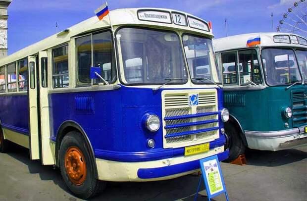Заключение автобусы, история, это интересно