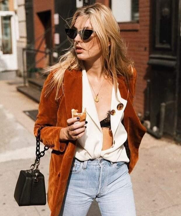 Щекотливая тема: 5 трендов нижнего белья для дома и улицы