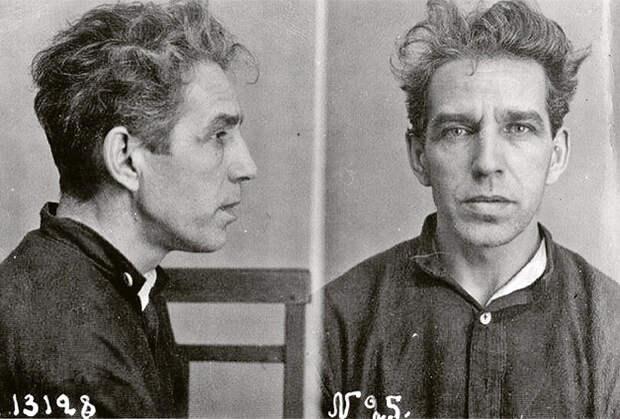 Алексей Кузнецов после ареста