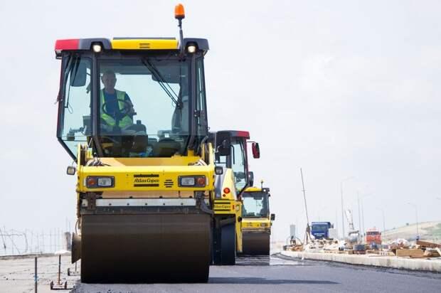 Новую дорогу в Судак с расширением до четырех полос построят раньше срока