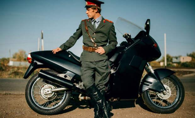 Советские мотоциклы, не попавшие в серию