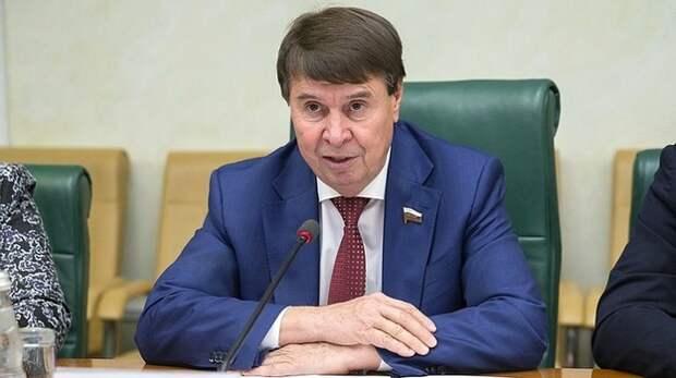 В Совфеде оценили новый законопроект Киева о Крыме