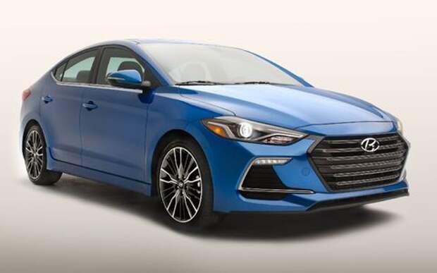 Hyundai Elantra Sport: принимай, Америка, мультилинк!
