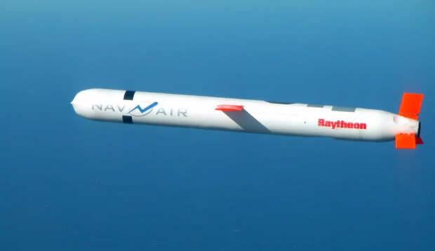 Российские военные в пустыне Сирии захватили новейшую версию ракеты Tomahawk Block IV ВВС США