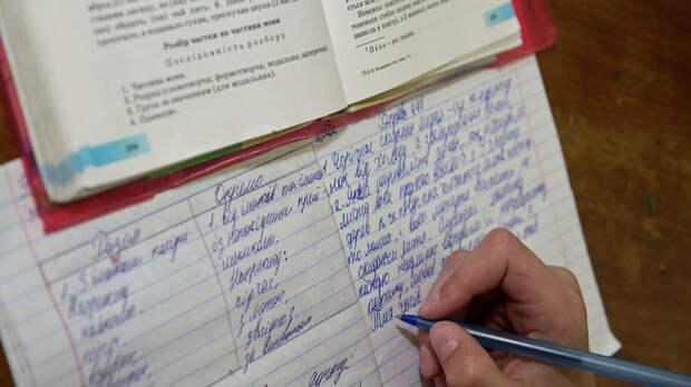 Жительница Киевской области в нецензурной форме потребовала запретить украинский язык