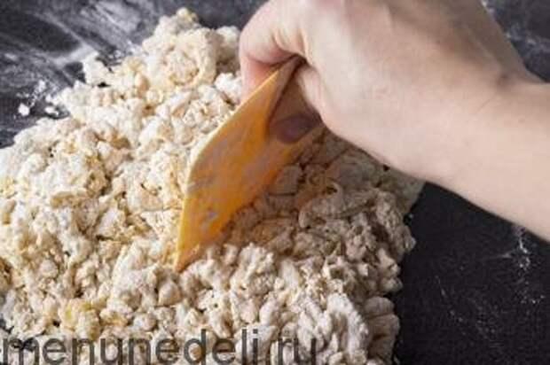 Тесто для лазаньи - рецепт с пошаговыми фото