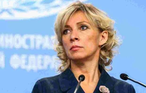 Захарова предупредила о катастрофичных последствиях решения ЕСПЧ по Навальному