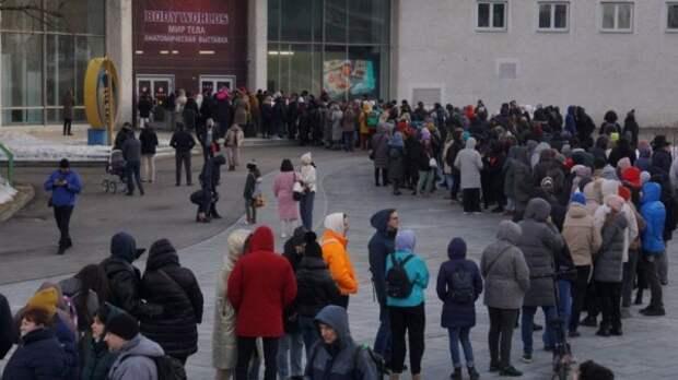 Следователи начали проверку выставки трупов в Москве (наконец-то)