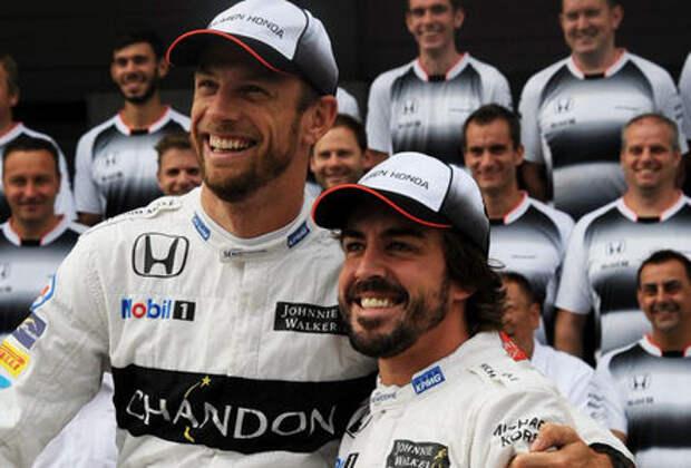Формула 1: Дженсон Баттон выступит в Монако