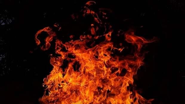 В Сочи при пожаре погибли мужчина и подросток