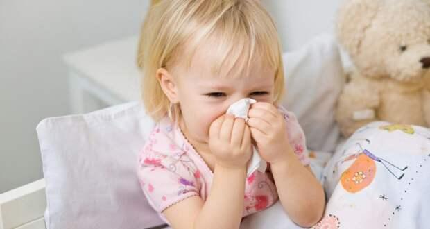 Ребёнок подхватил ОРВИ: как правильно лечить