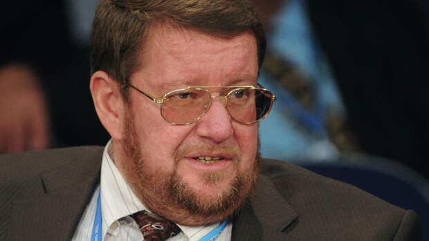 Евгений Сатановский. Откровенно говоря, Киев изрядно всех в этом подлунном мире достал.