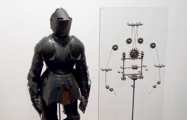 5 роботов, которые были созданы задолго до научно-технической революции