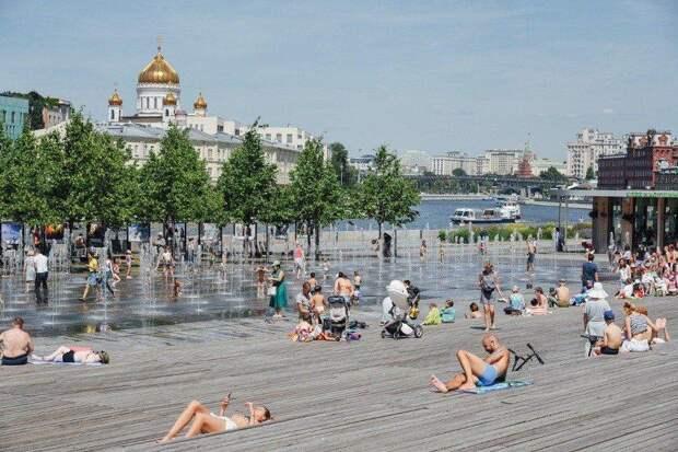 Рекордная температура за 124 года! Москвичей ждет аномальная жара