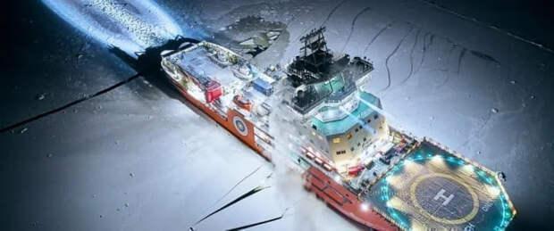 Страна-бензоколонка удваивает свою Арктику