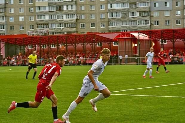Футболисты нижегородской «Волны» на выезде обыграли «Муром»