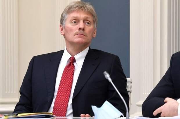 Песков ответил на вопрос о «работе» Боширова и Петрова на Кремль