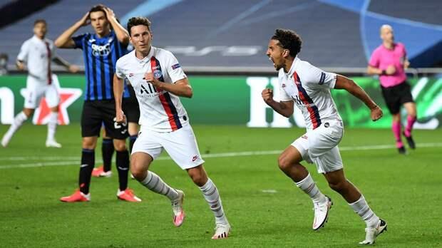 Маркиньос не поможет «ПСЖ» в ответном матче 1/4 финала Лиги чемпионов с «Баварией»