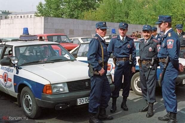 Оборотень времен Горбачева. 1988 г.