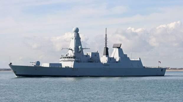 ВМС Британии намерены отправить корабли в Черное море для поддержки Украины