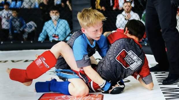 Союз ММА России впервые провёл первенство страны среди спортсменов 12—13 лет