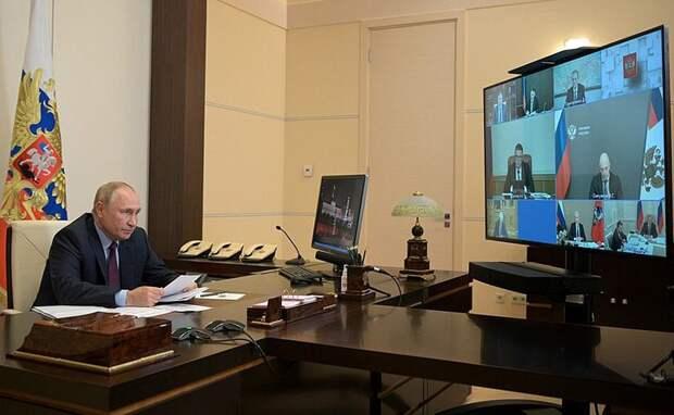 Путин анонсировал запуск новой программы по расселению из аварийного жилья