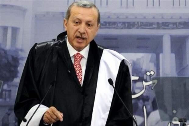 Своя игра Реджепа Эрдогана
