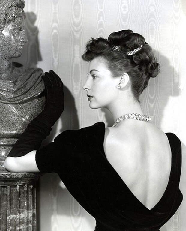 Фото Авы Гарднер - актрисы старого Голливуда