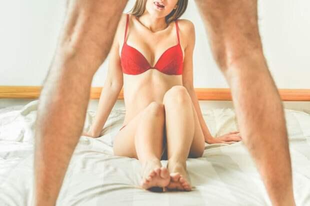 Из жены ушёл секс.