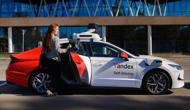 """""""Яндекс"""" начинает тестирование беспилотных такси в Москве"""