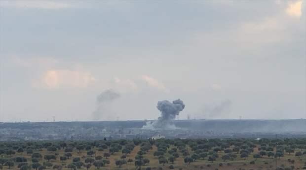 Avia.pro: по российской авиабазе в Сирии нанесен ракетный удар
