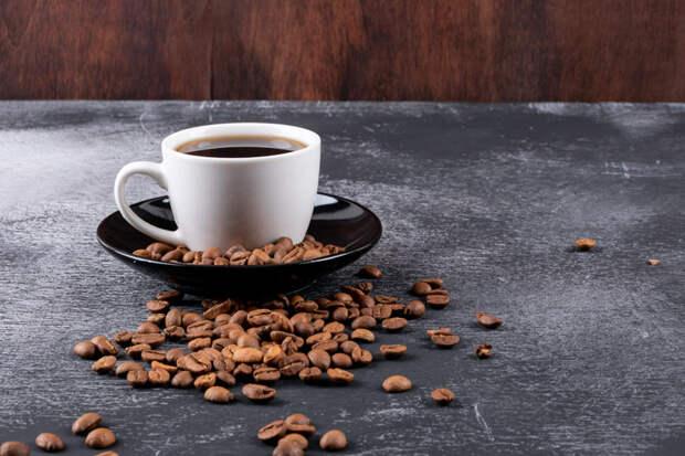 Где больше кофеина – в чашке чая или в чашке кофе?