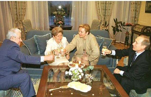 Birthday-Yeltsin-Putin
