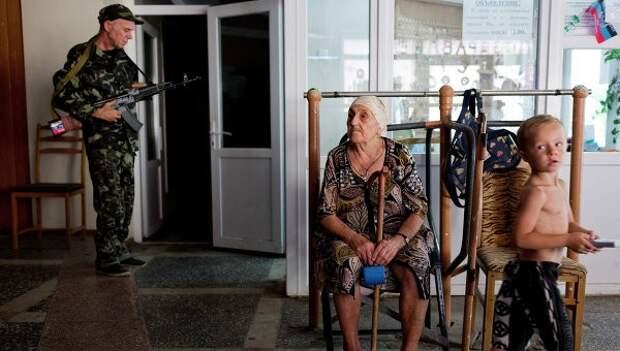 Власти ДНР заявили о готовности выплачивать пенсии по $120 в месяц