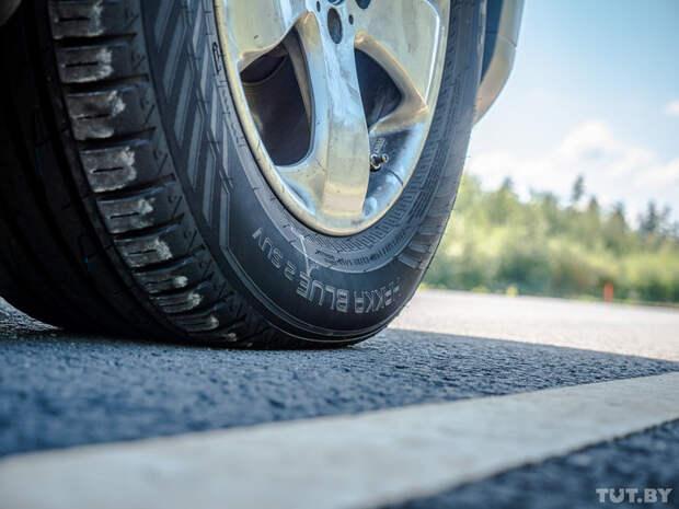 Что хуже — недокачанные или перекачанные шины