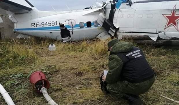 Дочь погибшего вТатарстане пилота обвинила втрагедии аэроклуб