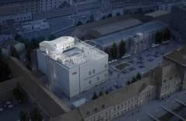 Новое арт-пространство появится в Музейном квартале Вены