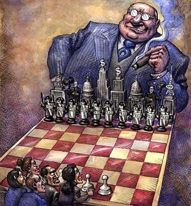 Чего всерьез боится олигархия