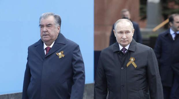 На парад в Москву приехал единственный иностранный лидер
