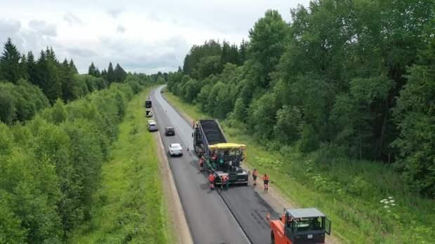 Дорогу Осташков – Селижарово – Ржев в Тверской области отремонтируют полностью