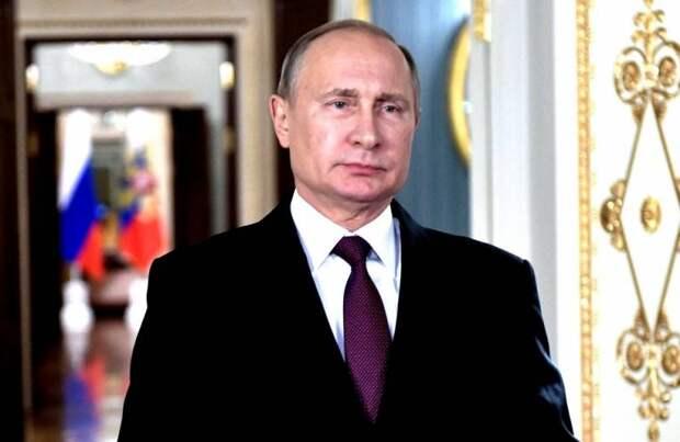 Запад открыл дорогу к персональным санкциям против Путина