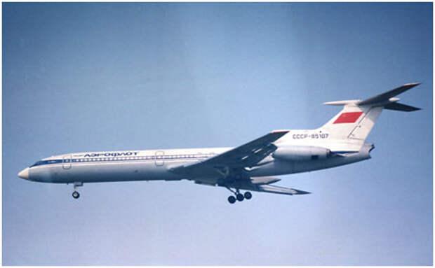 Ту-154Б (1975г.)