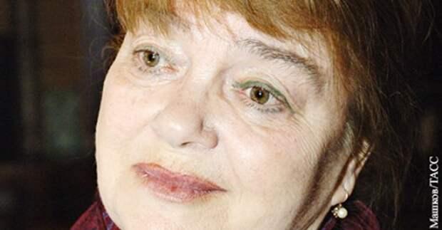 Перед смертью актриса Нина Дорошина кричала о помощи