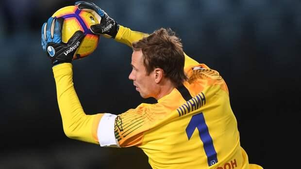 """Экс-вратарь """"Зенита"""" Малафеев назвал основного вратаря сборной на Евро-2020"""