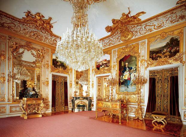 Замок Херренкимзее.