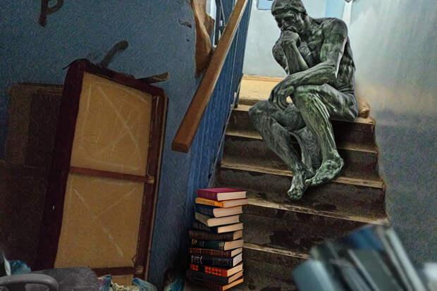 Дом не резиновый: что нельзя хранить в подъезде и как бороться с хламом