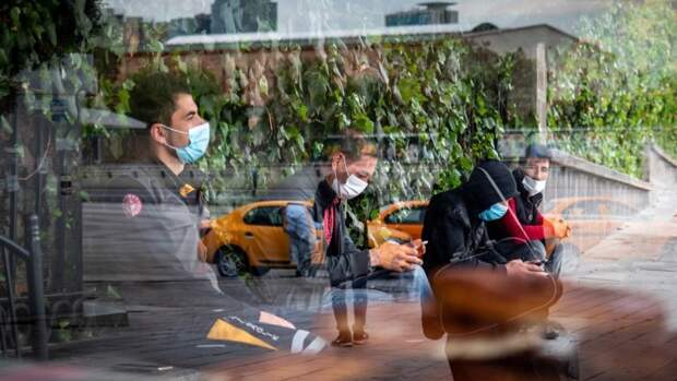Россия готова помочь Турции в борьбе с пандемией коронавируса