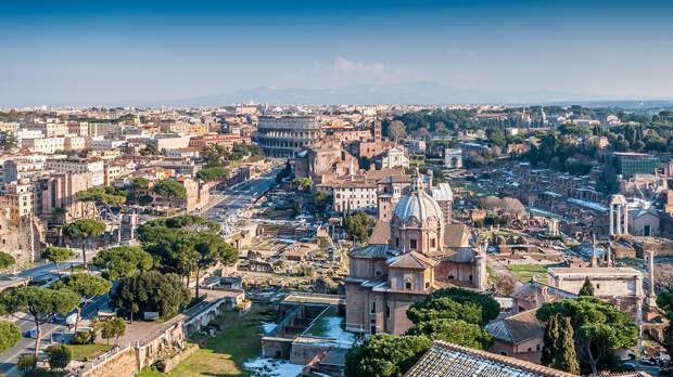 Сердце Рима